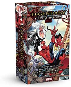 Legendary Marvel - Paint the Town red