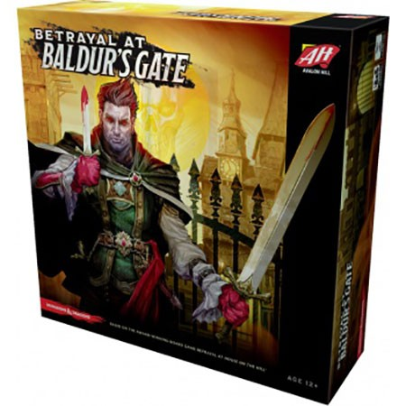 Betrayal at Baldur´s Gate