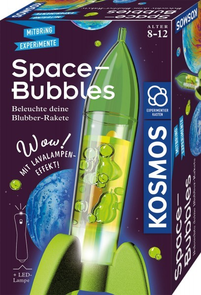 Space-Bubbles