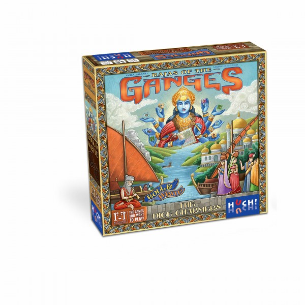 Rajas of the Ganges Dice Charmers