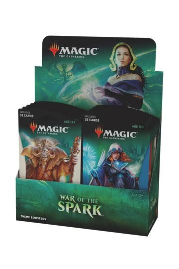 MTG - War of the Spark Theme Booster