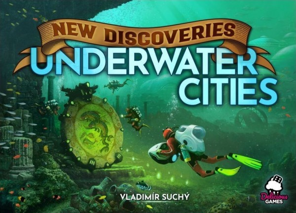 Underwater Cities -New Discoveries
