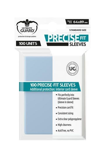 Precise-Fit Sleeves