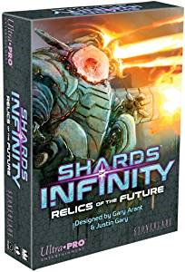 Shards of Inifinity - Relics of the Future